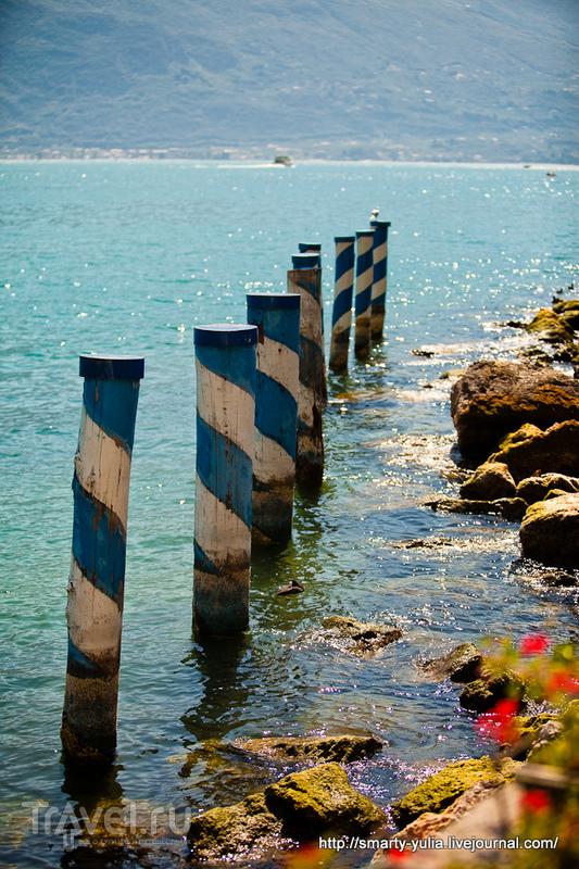 Озеро Гарда, Лимоне (Limone sul Garda) / Италия