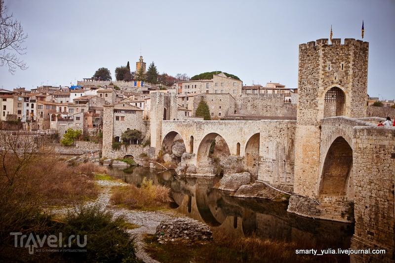 Испания: Бесалу (Besalú) / Фото из Испании