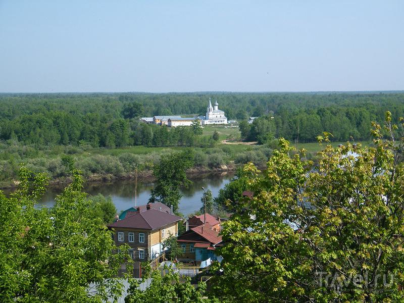 В городе Гороховец, Россия / Фото из России