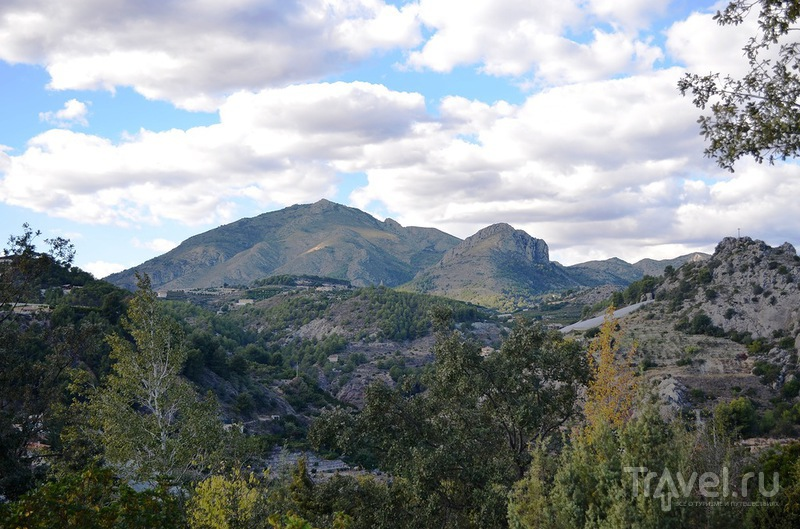 Водопады Альгара / Испания