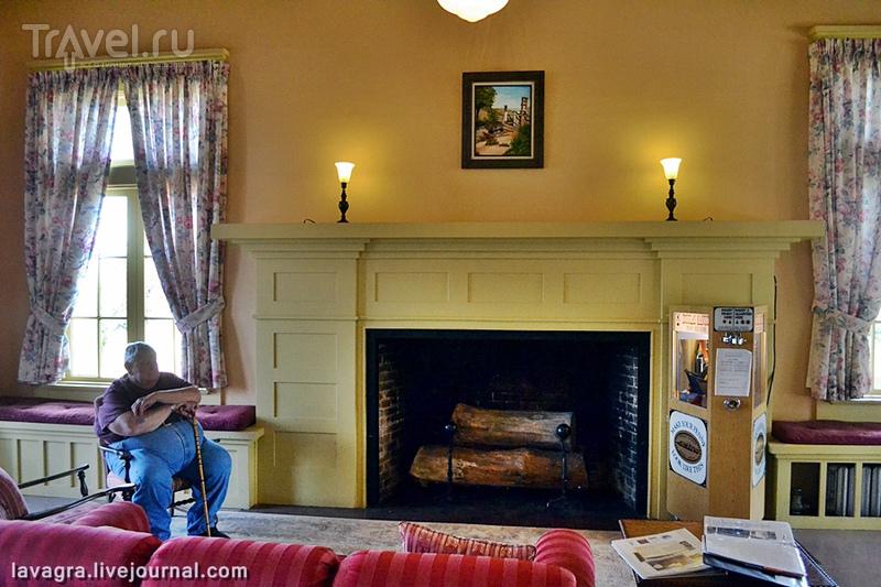 Усадьба Дугласов в городе Джером в Аризоне, США / Фото из США
