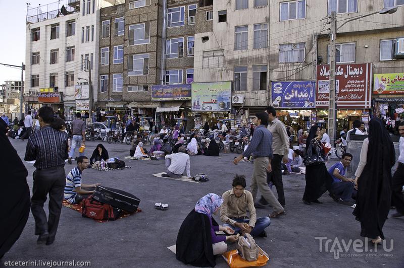 Исламская республика эпохи застоя. Мешхед / Фото из Ирана