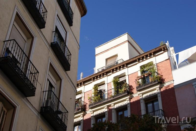 Едрит-Мадрид (реально, про Мадрид) / Испания