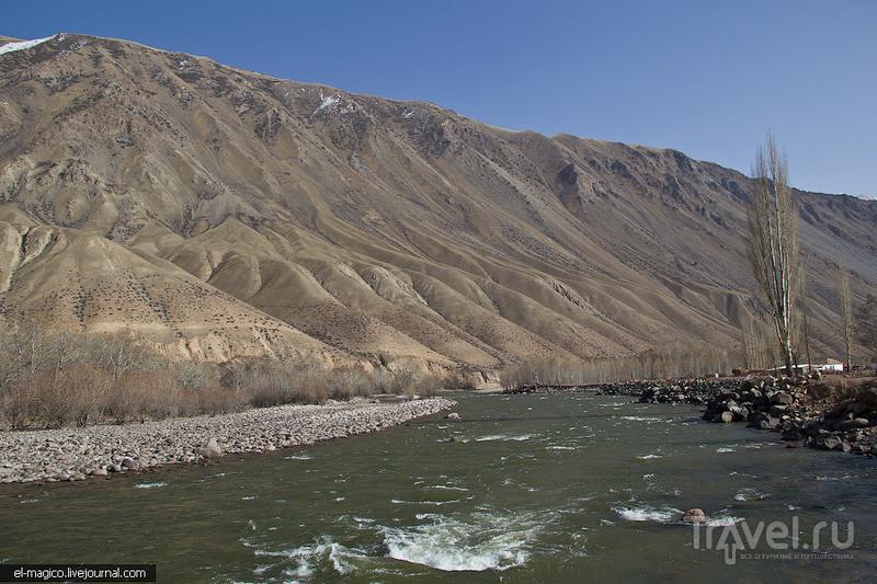 Река Кокомерен, Киргизия / Фото из Киргизии