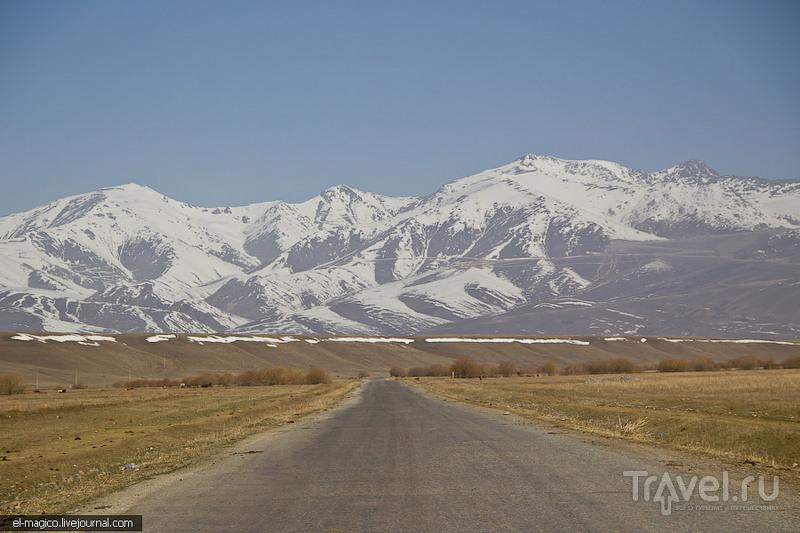 Перевал Тоо-Ашуу, Киргизия / Фото из Киргизии