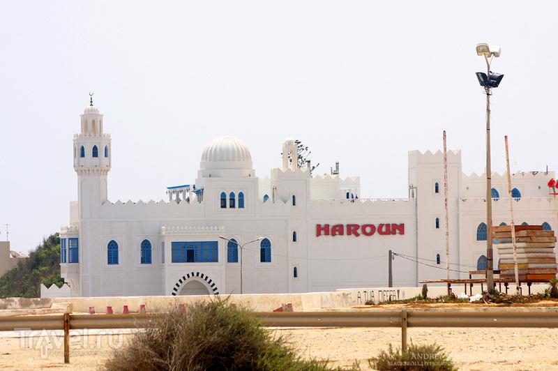 В городе Монастир, Тунис / Фото из Туниса