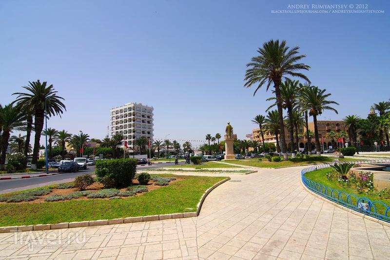 Гувернорат Монастир, Тунис / Фото из Туниса