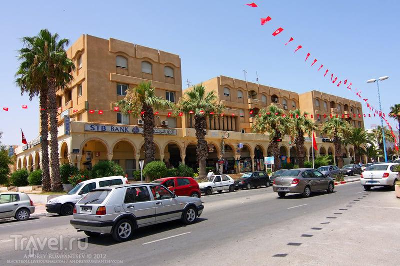 Медина в Монастире, Тунис / Фото из Туниса