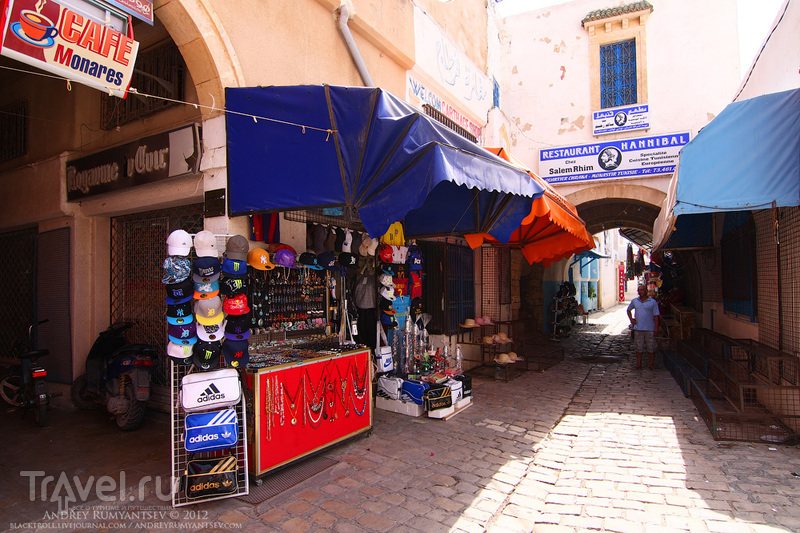 что посмотреть в монастире тунис
