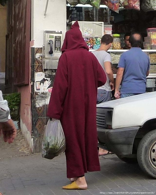Один день в Танжере / Марокко