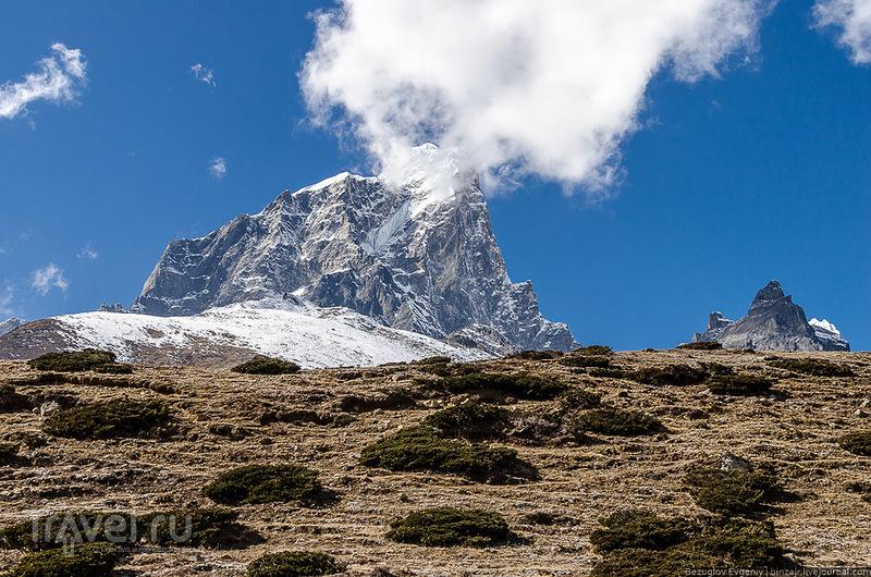Вершина Чолатзе, Непал / Фото из Непала