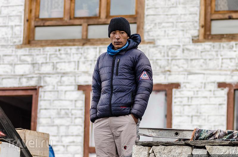 Проводник в Тибете / Фото из Непала