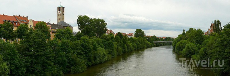 В городе Бамберг, Германия / Фото из Германии