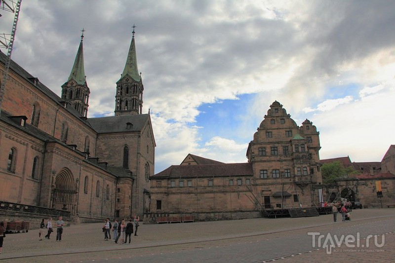 Бамбергский кафедральный собор, Германия / Фото из Германии