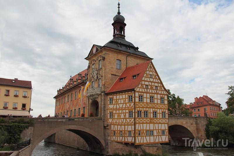 В одном маленьком немецком городе / Фото из Германии