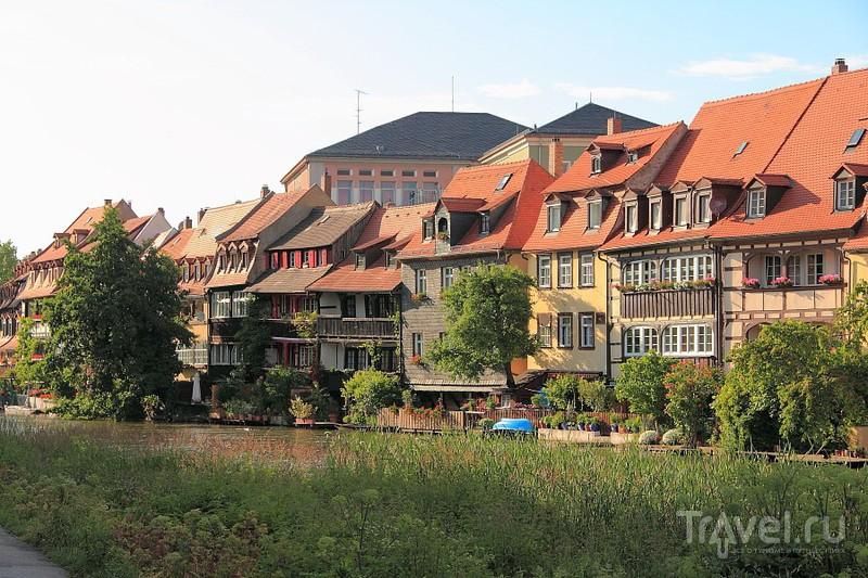 Дома в Бамберге, Германия / Фото из Германии