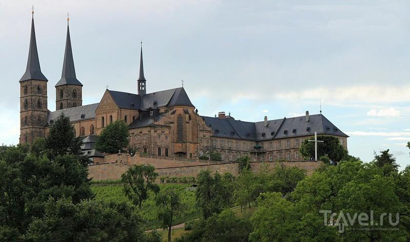 Монастырь Святого Михаила в Бамберге, Германия / Фото из Германии