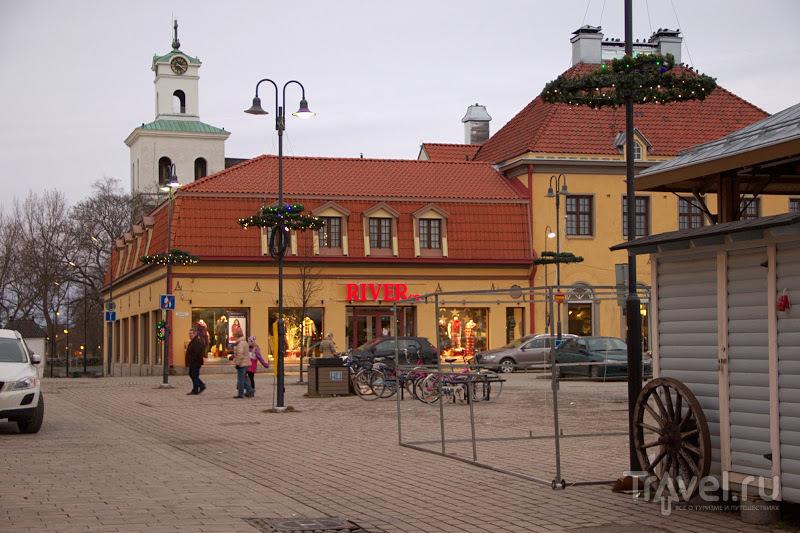 Идиллия Старой Раумы / Фото из Финляндии