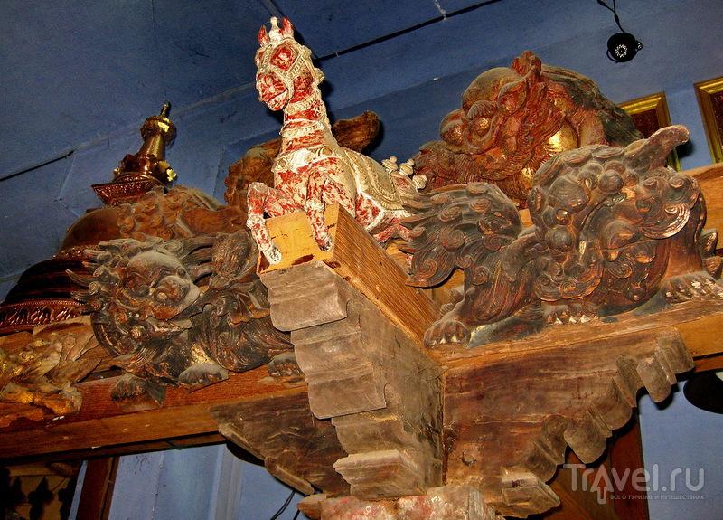 Gangaramaya: Музей тысячи Будд. Артефакты Шри-Ланки