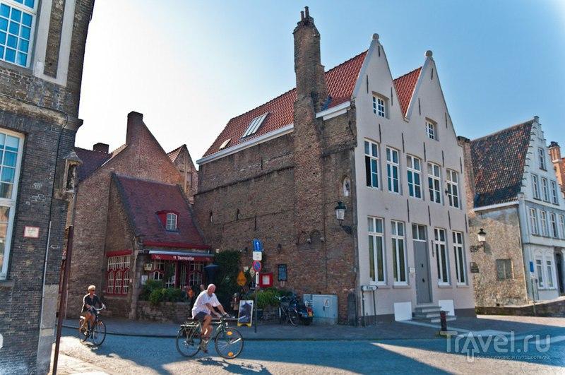 Брюгге - наш городок в табакерке / Бельгия