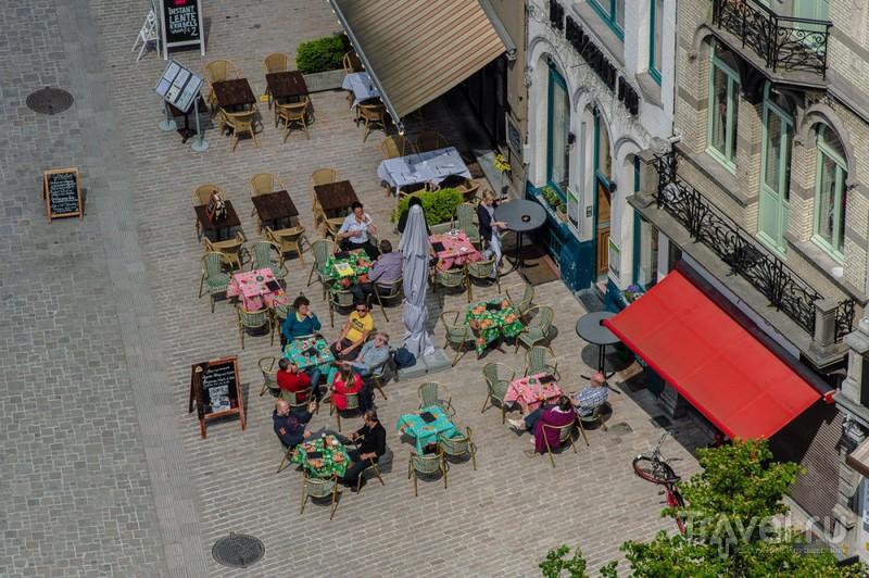 Гент - сказочный город Фландрии / Фото из Бельгии