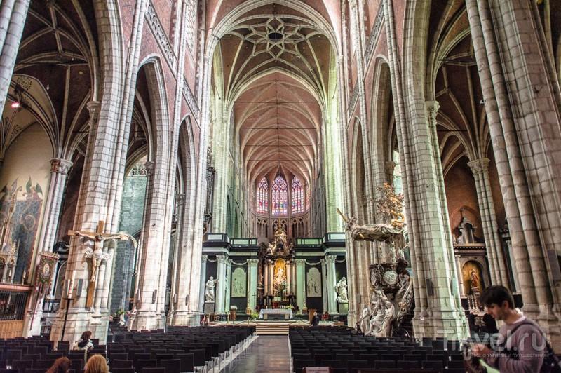 Собор св. Бавона / Фото из Бельгии