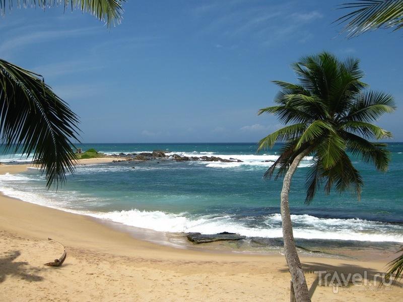 Тангалле: райские лагуны / Шри-Ланка
