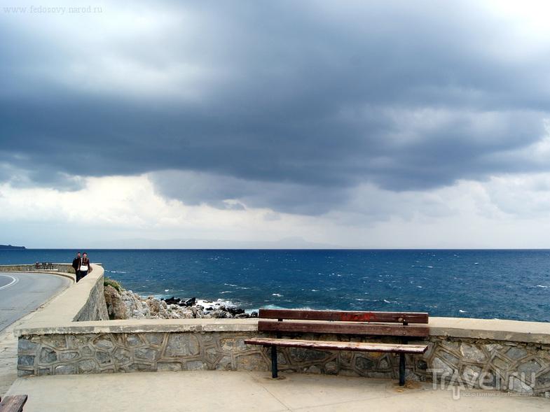 Ретимно. Небольшая прогулка / Греция