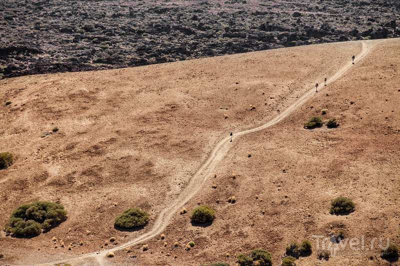 Космические пейзажи Тенерифе / Фото из Испании