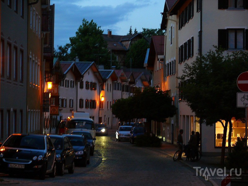 Фюссен - Баварская сказка / Германия