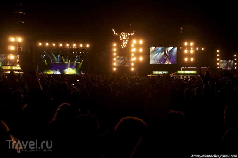 Фестиваль тяжелой музыки Wacken Open Air 2013 / Германия
