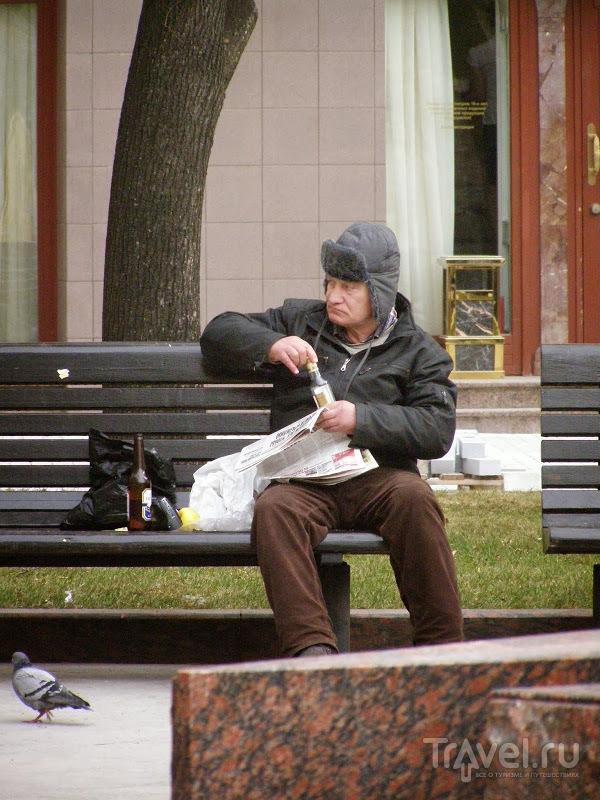 Москва. Быт, Хаос и Разнобой / Фото из России