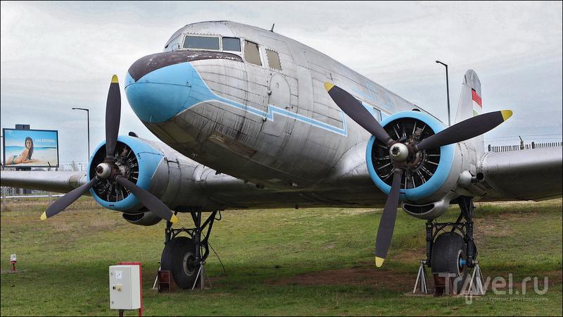 Мемориальный парк авиации в аэропорту Будапешта