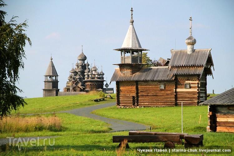 Остров Кижи, Россия / Фото из России