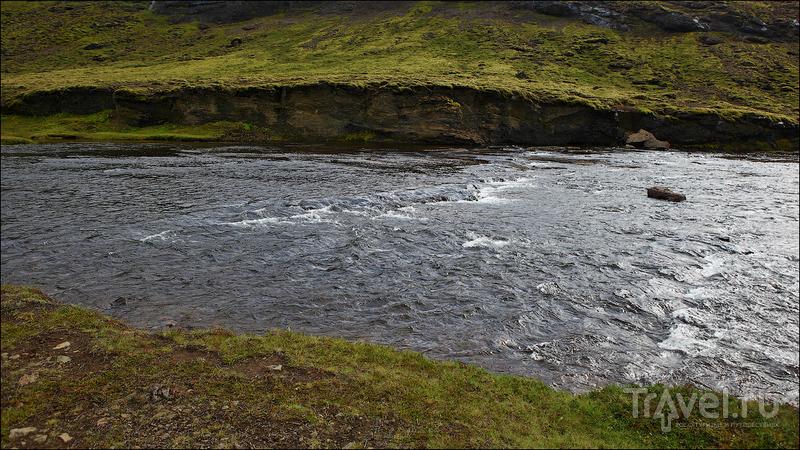Глимур: самый большой и самый непосещаемый водопад Исландии / Исландия
