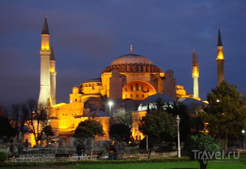 Стамбул - город-история / Турция