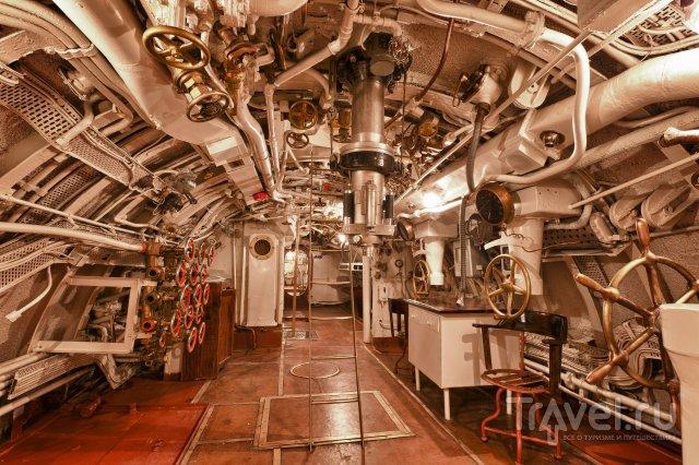 """Подводная лодка """"Лембит"""""""