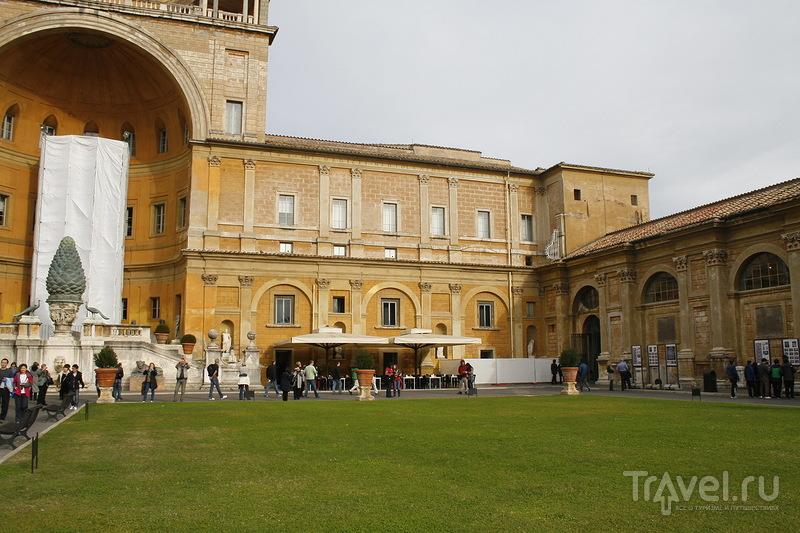 Музеи Ватикана / Ватикан
