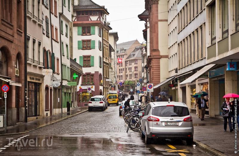 Ворота в Швейцарию: Базель - он такой Питер! / Швейцария