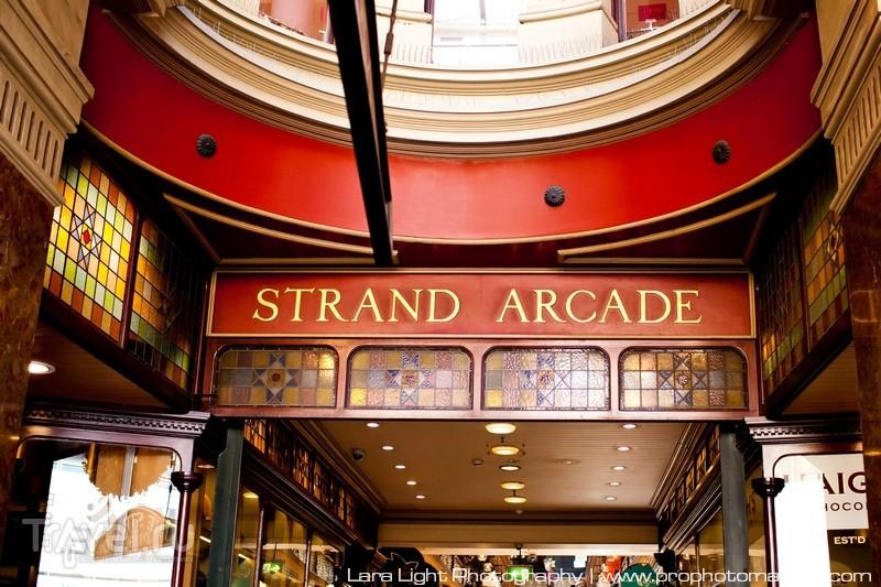 Торговый центр Strand Arcade / Фото из Австралии