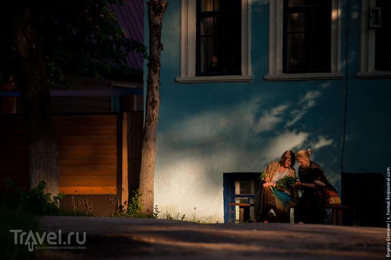 В городе Боровск, Россия / Фото из России