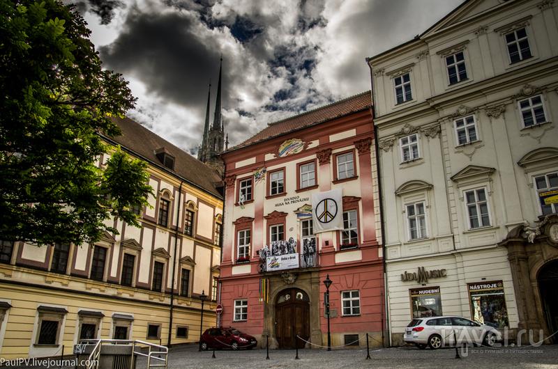 Чехия. Брно / Фото из Чехии