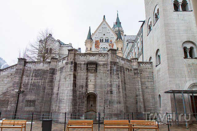 Замок Нойшванштайн, Германия / Фото из Германии