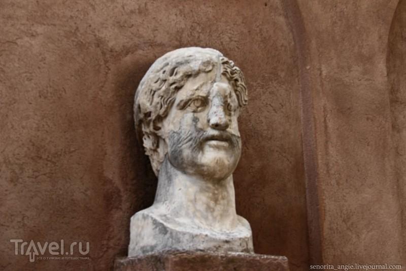 Ангельский замок Рима / Фото из Италии