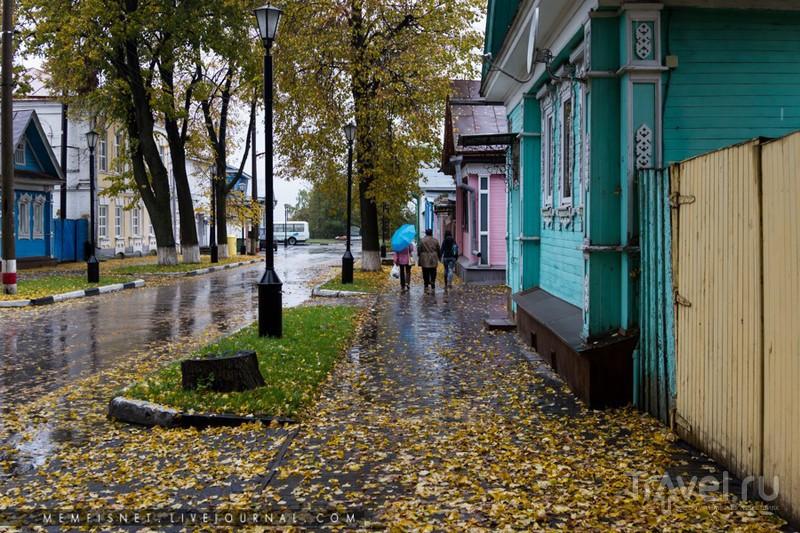 В городе Городец, Россия / Фото из России