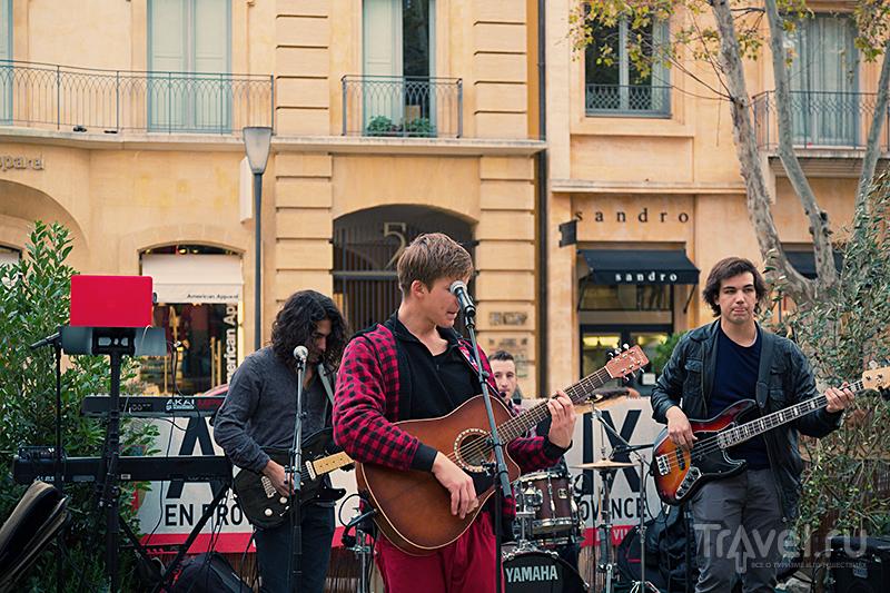 Рождественский Экс-ан-Прованс / Франция