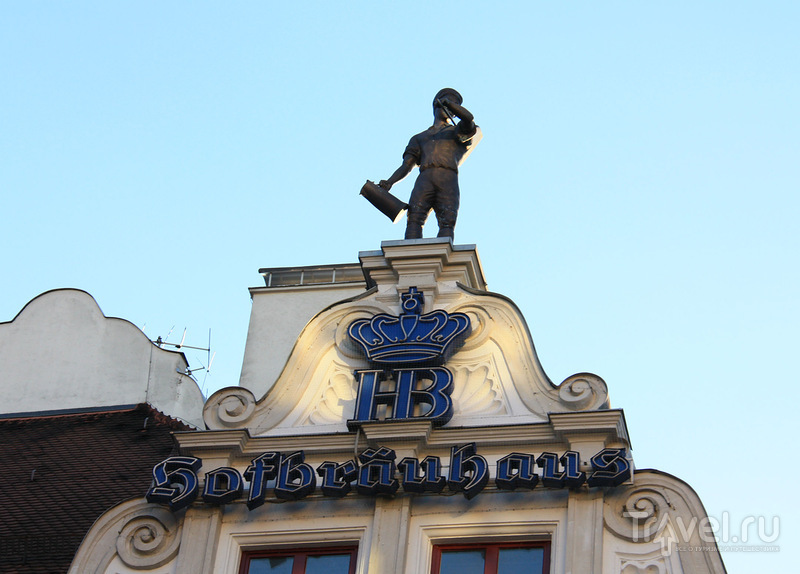 Hofbräuhaus, München / Германия