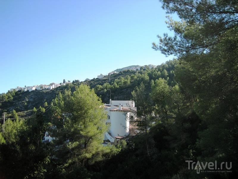 Райский уголок. Монте-Пего / Испания