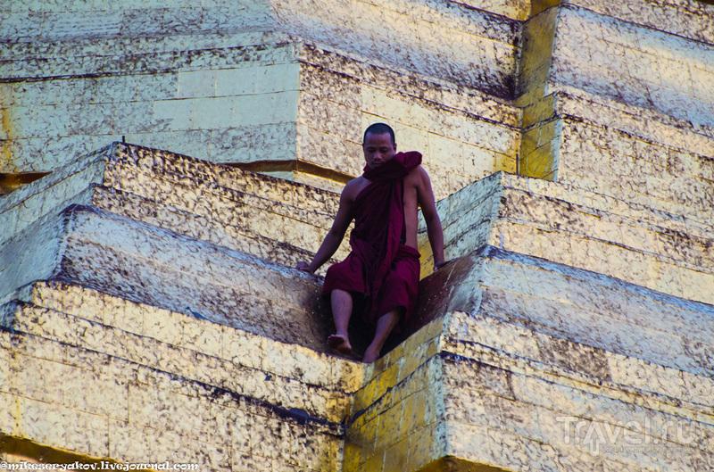 Мьянма. Шведагон. Начало путешествия / Мьянма