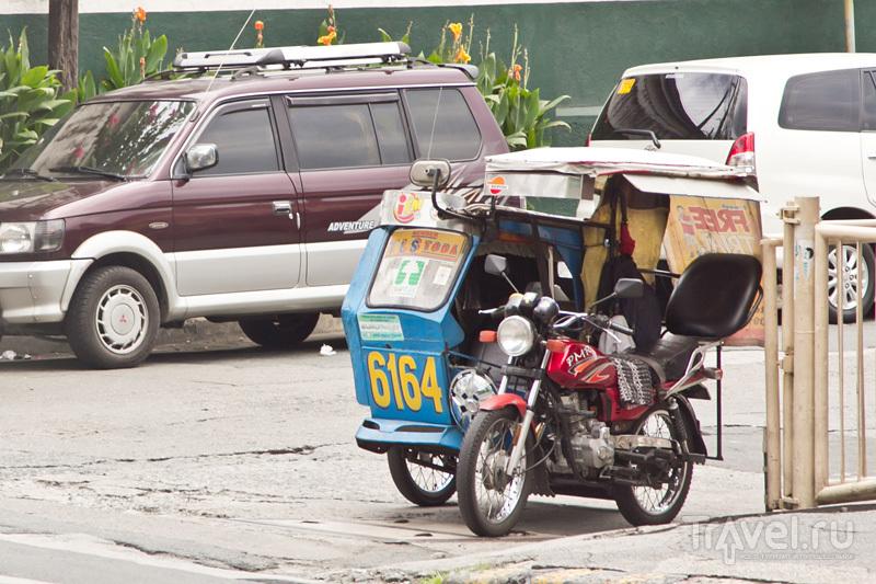 Прилет на Филиппины и неманящая Манила / Филиппины